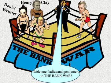 The Grudge Match The Bank Wars